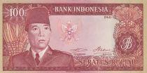 Indonesia 50 Rupiah Sukarno - 1960 - P.86a - UNC