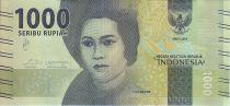 Indonésie 1000 Rupiah Tjut Meutia - Banda Neira 2016 (2017)