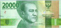 Indonésie 20000 Rupiah Dr. G.S.S.J. Ratulangi - Derawan 2016 (2017)