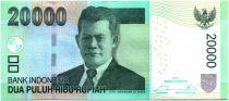 Indonésie 20000 Rupiah Oto Iskandar di Nata - 2015