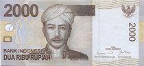 Indonesien 2000 Rupiah Pangeran Antasari - Dancers
