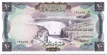 Irak 10 Dinars Barrage - Statue Winged - 1971 - Neuf