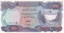 Irak 10 Dinars p65