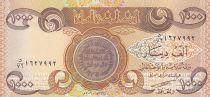 Irak 1000 Dinars Université de Bagdad - 2003 - Neuf - P.93