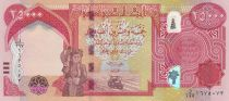 Irak 25000 Dinars Paysanne - Roi Hammurabi - Hybride 2018 - AH1439