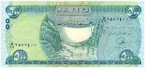 Irak 500 Dinars Dam - Winged Statue - 2013