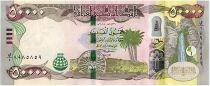 Irak New.2015 50000 Dinars, Cascade et Pécheur - 2015