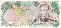 Iran 10000 Rials Pahlavi - Council of Ministries