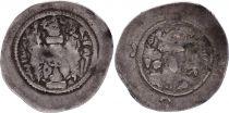 Iran Royaume sassanide, Chosroès I (531-579) - Drachme - B+