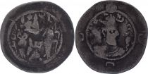 Iran Royaume sassanide, Hormizd IV (579-590) - Drachme - B+ - 4e ex.