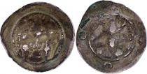 Iran Royaume sassanide, Hormizd IV (579-590) - Drachme - B+ - 5e ex.