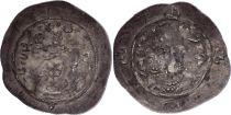 Iran Royaume sassanide, Hormizd IV (579-590) - Drachme - B+
