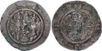 Iran Royaume sassanide, Hormizd IV (579-590) - Drachme - TB