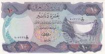 Iraq 10 Dinars p65