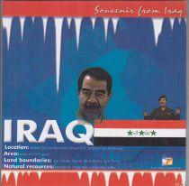Iraq Iraq Présentation 12 billets Neufs - Saddam Hussein