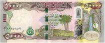 Iraq New.2015 50000 Dinars, Waterfall and Fisherman - 2015