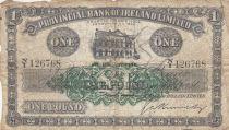 Ireland - Northen 1 Pound Provincial Bank Limited 1946 - VG - P.235b