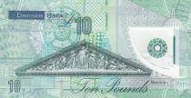 Ireland - Northen 10 Pounds JB Dunlop - Polymer 2017 (2019) - UNC
