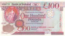Ireland - Northen 100 Pounds - Bank of Ireland - 2013 - P.82 - aUNC