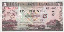Ireland - Northen 5 Pounds Georges Best - 2006