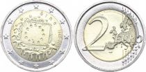 Ireland 2 Euro 30 years of European Flag - 2015