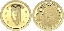 Ireland 20 Euro, Battle of Clontarf - 2014 - Gold - Without boxe and withour certificate