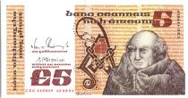 Irlande 5 Pounds John Scotus Eriugena - 12/03/1993