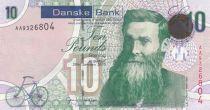 Irlande du Nord 10 Pounds JB Dunlop - Danske Bank 2013 - P.Neuf