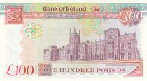 Irlande du Nord 100 Pounds - Bank of Ireland - 2013 - P.82 - p.Neuf