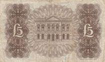 Irlande du Nord 5 Pounds Provincial Bank Limited 1972 - TB - P.246