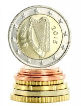 Irlande Série 8 pièces euros - 2015