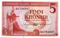 Island 5 Kronur L. Arnarson - Farm bldgs 1957