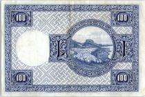 Islande 100 Kronur,  J. Sigurdsson  - Moutons - 1946 - P.35 a