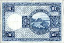 Islande 100 Kronur J. Sigurdsson - Moutons  - 19(56-57) - P.35 a