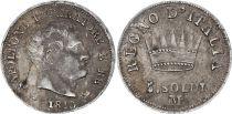 Italian States 5 Soldi - Napoléon I -1810 M