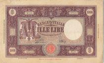 Italie 1000 Lire - Armoiries et Ornements - 1945 Série W.237