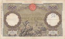 Italie 1000 Lire  Italia - 21-10-1938 - Série A.366 - TTB - P.55