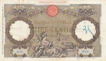 Italie 1000 Lire  Italia - 27-02-1940 - Série E.546 - TTB - P.55b