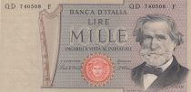 Italie 1000 Lire 1980