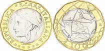Italie 1000 Lire Allemagne réunifiée - 1997 R