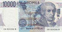 Italie 10000 Lire - 03-09-1984 - Volta, Mausolée - Série CA