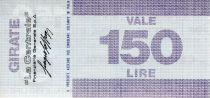 Italie 150 Lire Banco Ambrosiano - 1977 - Milano - Neuf