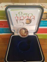 Italie 2 Euro Montessori - 2020 - Frappe BE en coffret