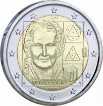 Italie 2 Euro Montessori - 2020