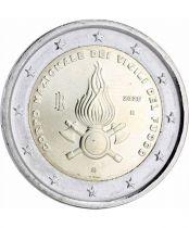 Italie 2 Euro Pompiers - 2020