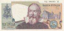 Italie 2000 Lire 1983 - Galilée-  Série VA