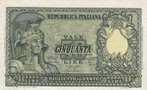 Italie 50 Lire 1951