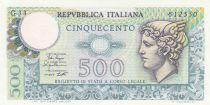 Italie 500 Lire  - 02-04-1979 - Mercure - Série C33