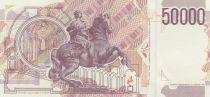 Italie 50000 Lire G.L. Bernini - 1992 - P.NEUF - P.116c Série KE