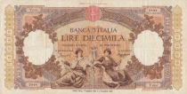 Italy 10000 Lire Venezia & Genova - 1954 Serial V.668 - VF - P.89c